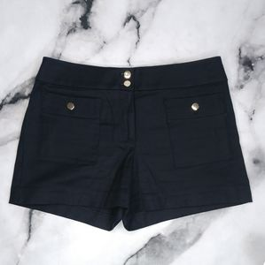 Ann Taylor LOFT Sailor Styled Shorts w/ Buttons 2